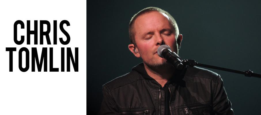 Chris Tomlin at EJ Nutter Center