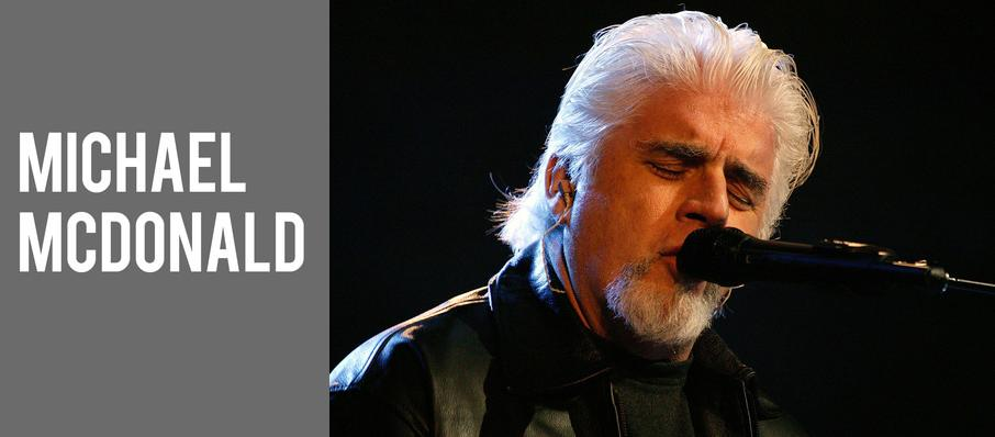 Michael McDonald at The Rose Music Center at The Heights