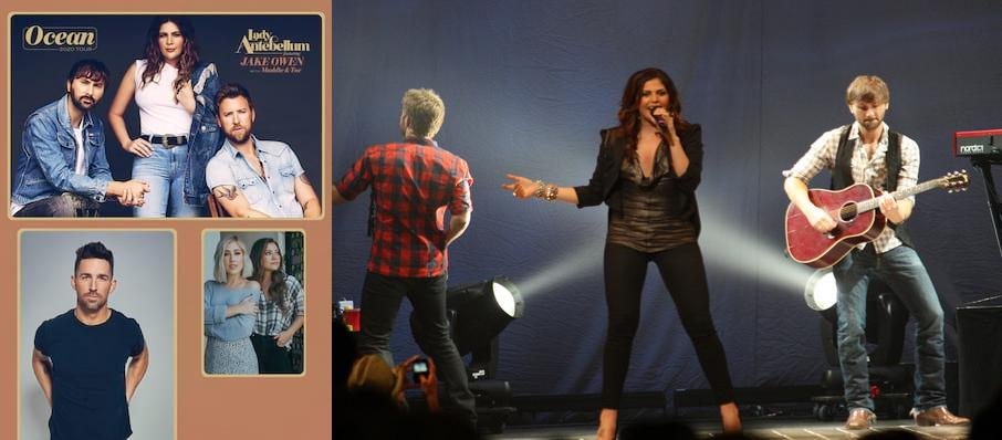 Lady Antebellum at The Rose Music Center at The Heights