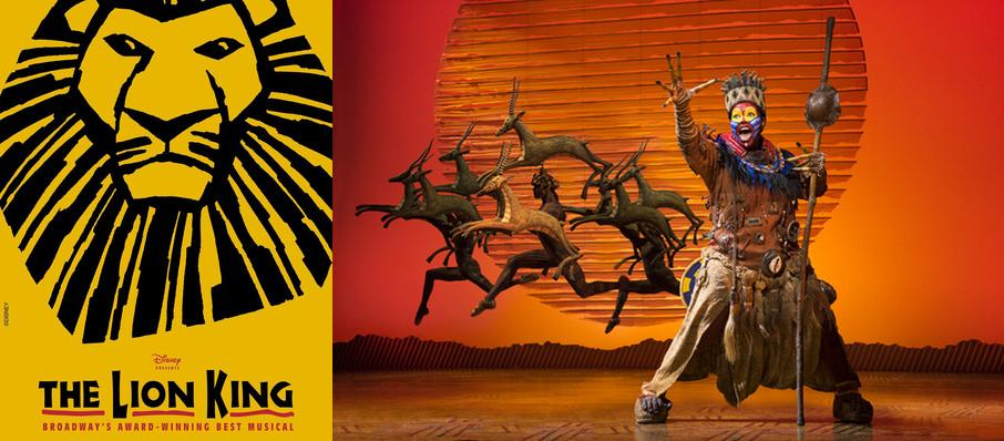 The Lion King at Mead Theater