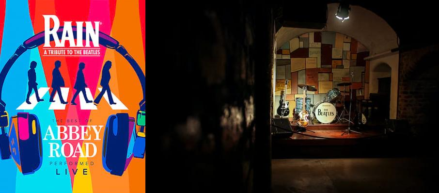 Rain - A Tribute to the Beatles at Fraze Pavilion