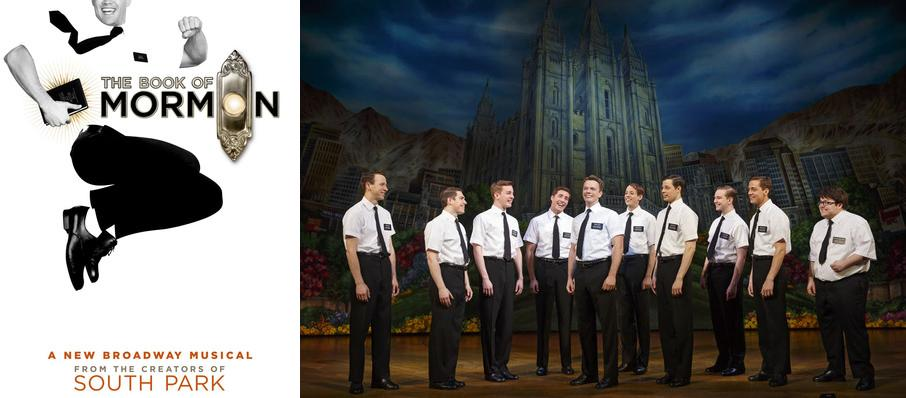 The Book of Mormon at Mead Theater