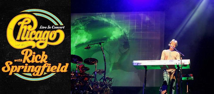 Chicago - The Band at The Rose Music Center at The Heights