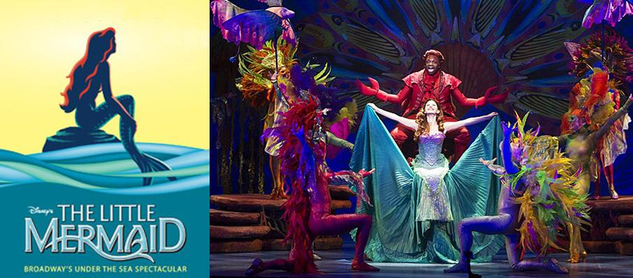 Disney's The Little Mermaid at Mead Theater