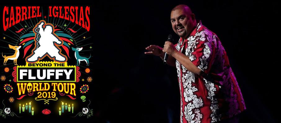 Gabriel Iglesias at EJ Nutter Center
