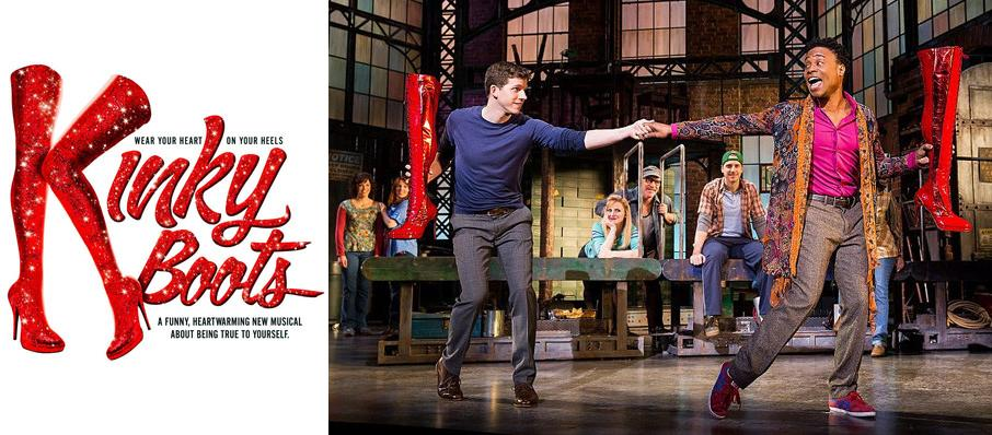 Kinky Boots at Mead Theater