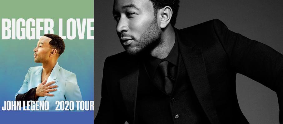 John Legend at The Rose Music Center at The Heights