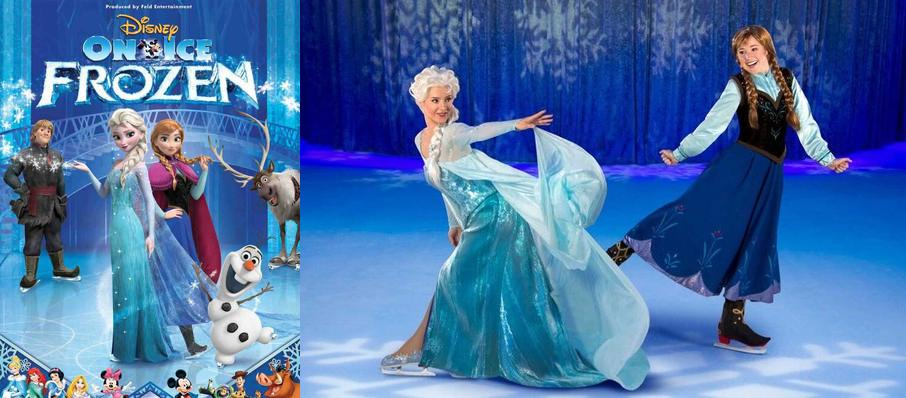 Disney On Ice: Frozen at EJ Nutter Center