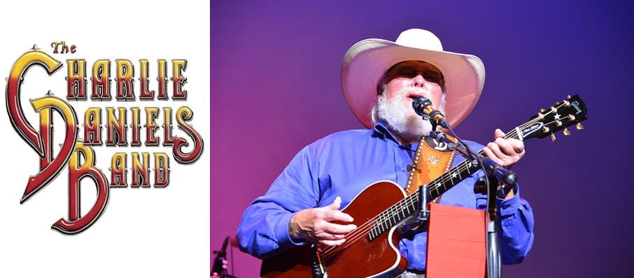 Charlie Daniels Band at The Rose Music Center at The Heights