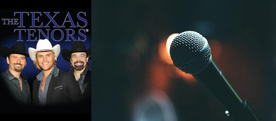 The Texas Tenors at Fraze Pavilion