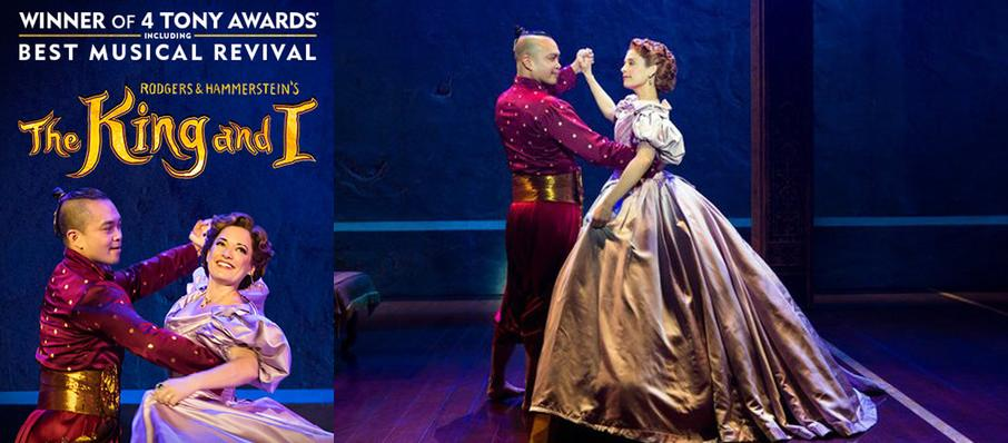 Rodgers & Hammerstein's The King and I at Mead Theater
