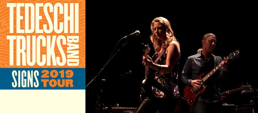 Tedeschi Trucks Band at The Rose Music Center at The Heights
