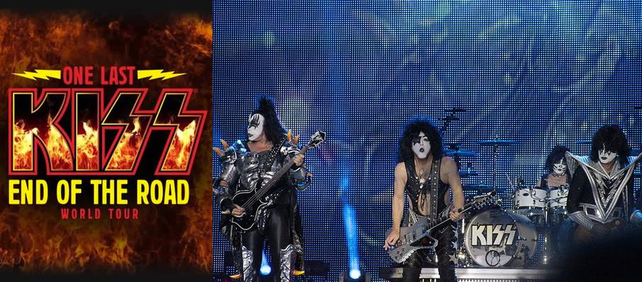 KISS at EJ Nutter Center