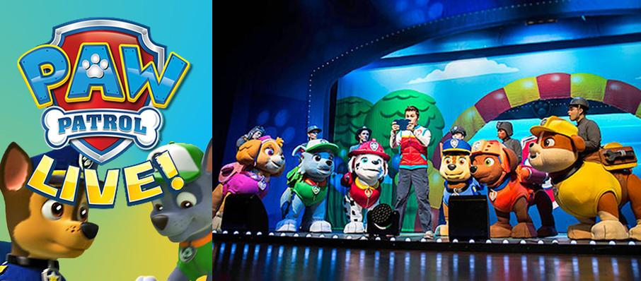 Paw Patrol at Mead Theater