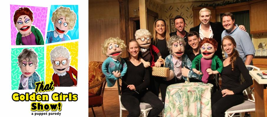 That Golden Girls Show! - A Puppet Parody at Victoria Theatre