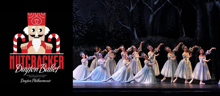 Dayton Ballet: The Nutcracker at Mead Theater