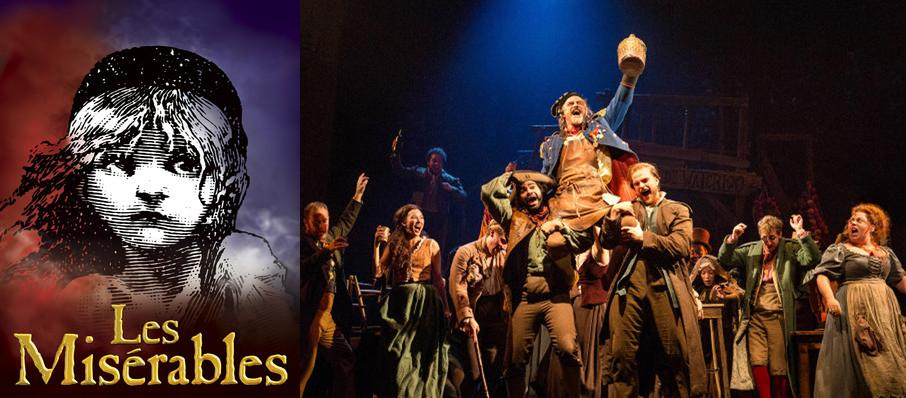 Les Miserables at Mead Theater