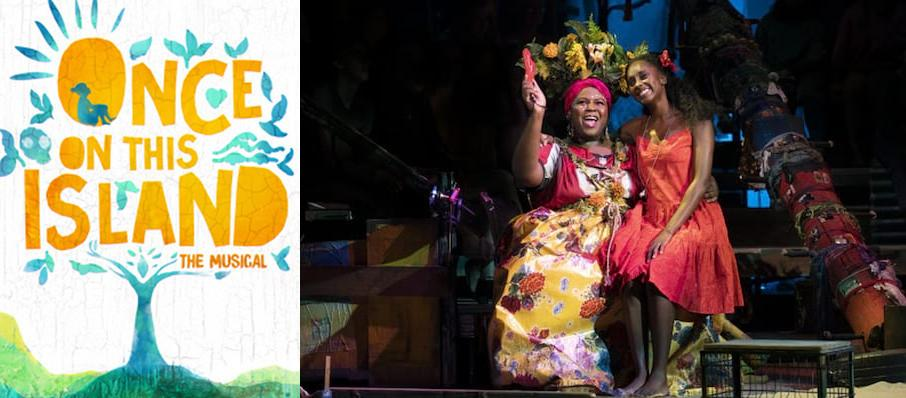 Once On This Island at Mead Theater