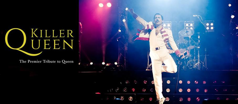 Killer Queen - Tribute to Queen at Fraze Pavilion