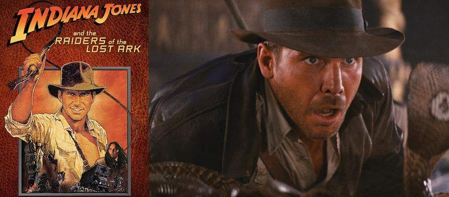 Raiders of the Lost Ark in Concert at Mead Theater