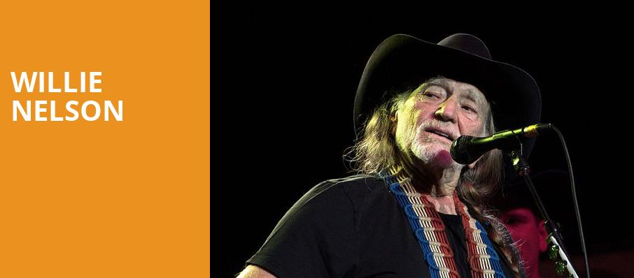 Willie Nelson, The Rose Music Center at The Heights, Dayton