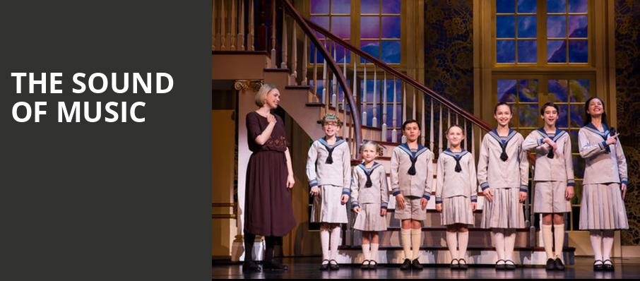 The Sound of Music, Kuss Auditorium, Dayton