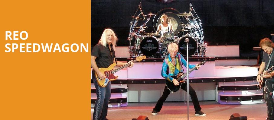 REO Speedwagon, The Rose Music Center at The Heights, Dayton