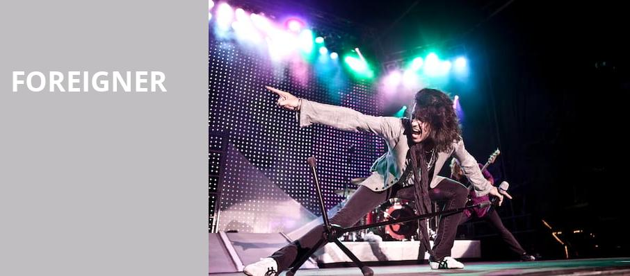 Foreigner, The Rose Music Center at The Heights, Dayton