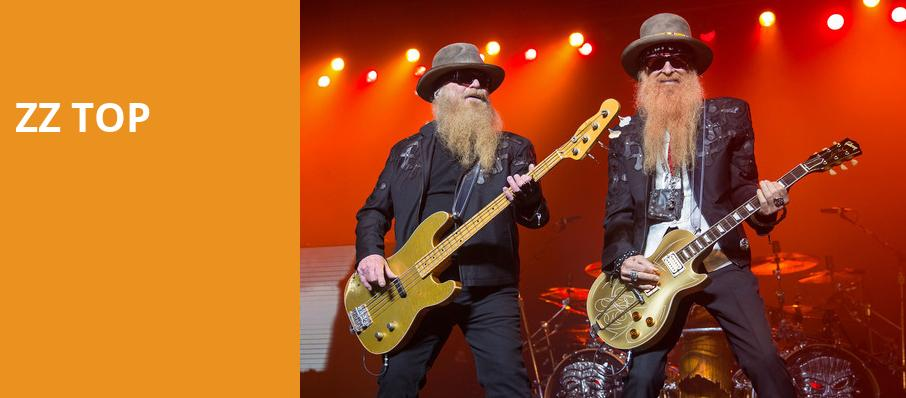 ZZ Top, The Rose Music Center at The Heights, Dayton