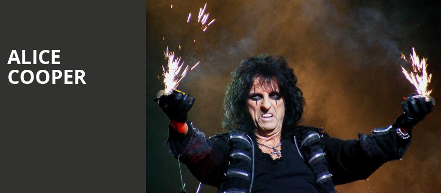 Alice Cooper, The Rose Music Center at The Heights, Dayton