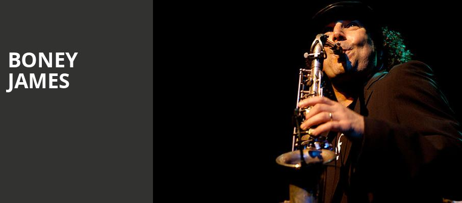 Boney James, The Rose Music Center at The Heights, Dayton