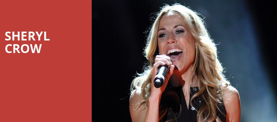 Sheryl Crow, The Rose Music Center at The Heights, Dayton
