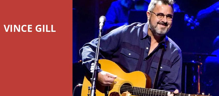 Vince Gill, The Rose Music Center at The Heights, Dayton