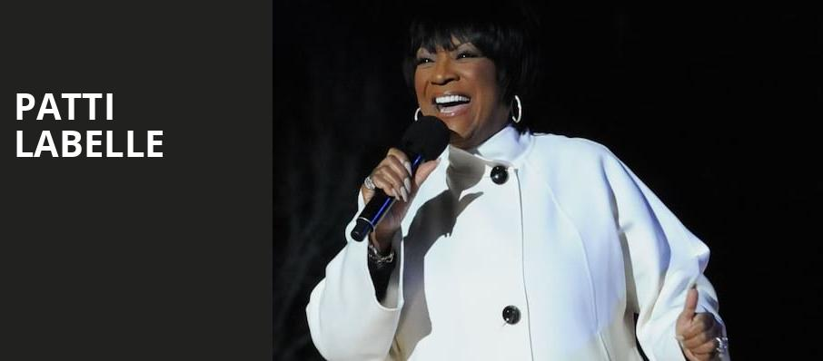 Patti Labelle, The Rose Music Center at The Heights, Dayton