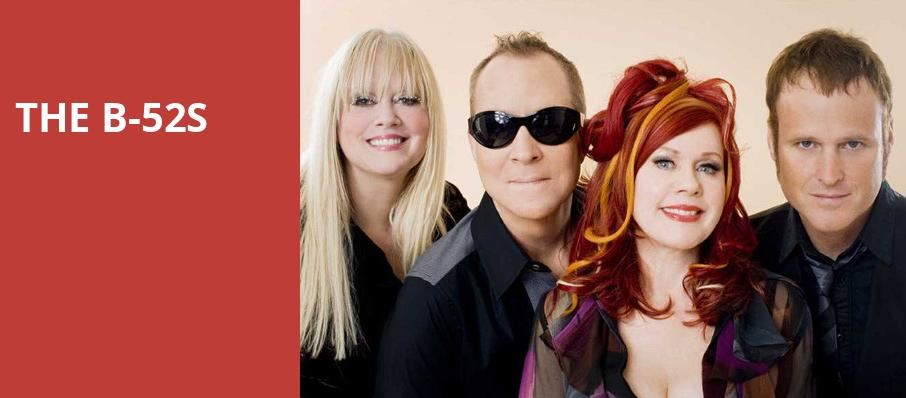 The B 52s, The Rose Music Center at The Heights, Dayton