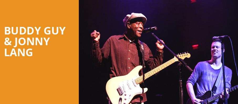 Buddy Guy Jonny Lang, The Rose Music Center at The Heights, Dayton