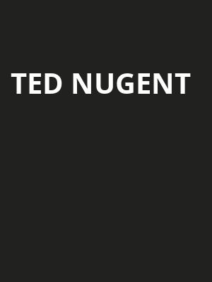 Ted Nugent, The Rose Music Center at The Heights, Dayton