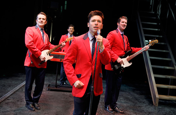 Jersey Boys, Mead Theater, Dayton